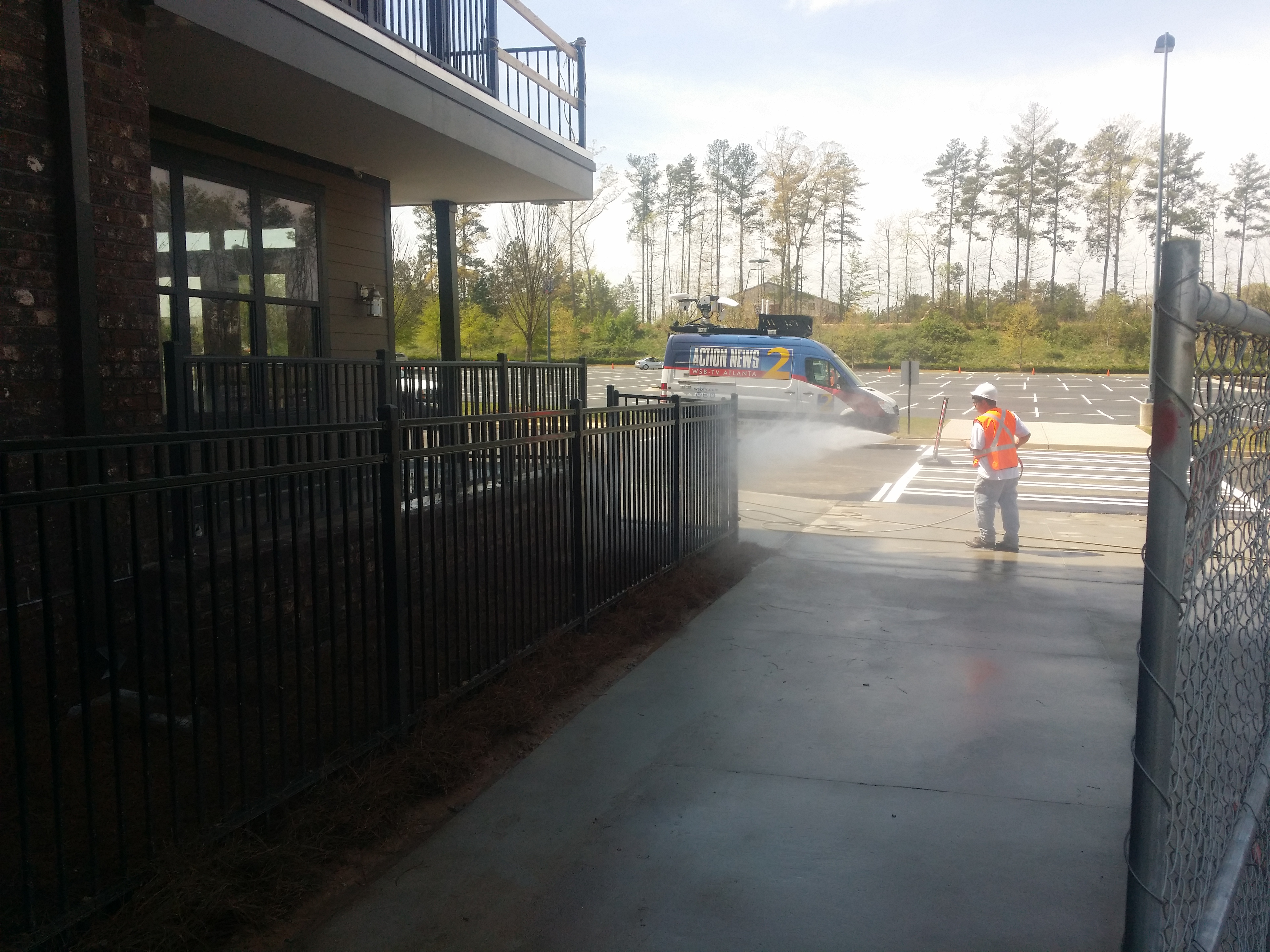 TruClean Commercial Pressure Washing and Much More!